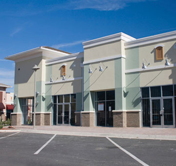 Retail Shopping Centers